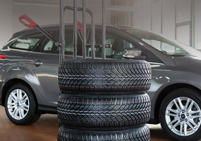Ford Service im Autohaus Fiegl | Reifen & Räder