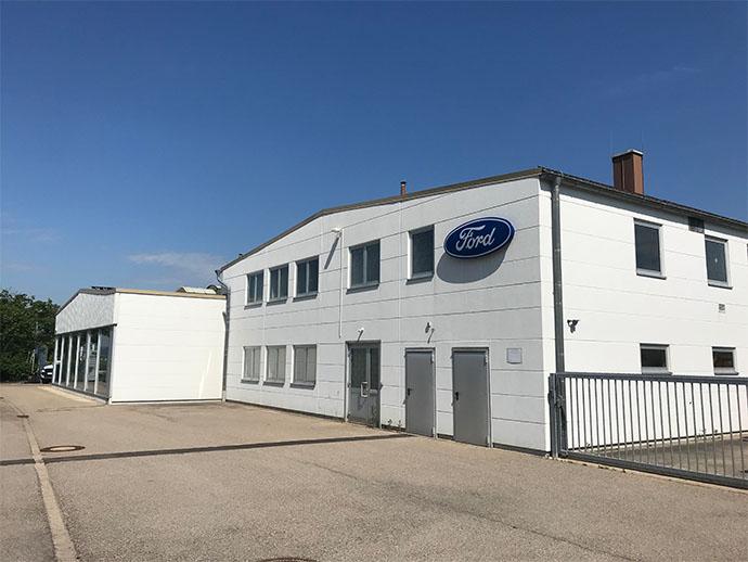 Ford Autohaus in Weißenburg